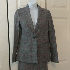 NWT J Crew blazer and skirt wool suit Size 4